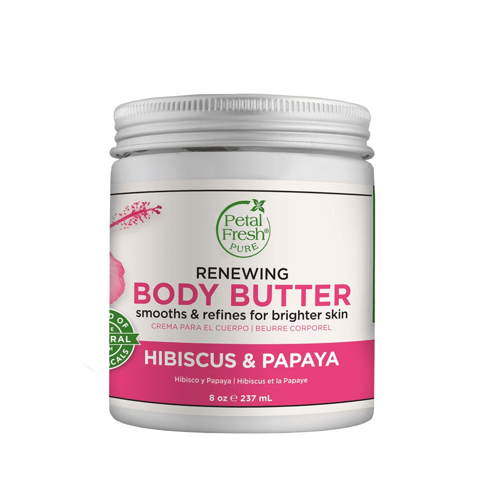Hibiscus & Papaya Body Butter (8 Oz)