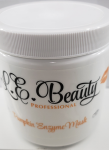 L.E. Beauty Pumpkin Enzyme Mask (8 Oz)