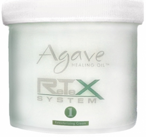 Agave Healing Oil Retex System Straightening Cream #1 (12 Oz)