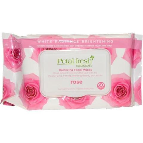 Make-Up Removing Cleansing Towelettes Rose (60 Count)