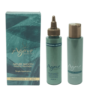 Agave Healing Oil Nature Smooth Express Treatment Single Application Kit