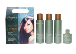 Agave Healing Oil Smoothing Treatment 2 Application Kit
