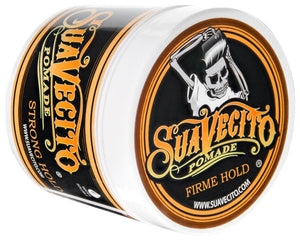 Suavecito Firme (Strong) Hold Pomade (4 Oz)