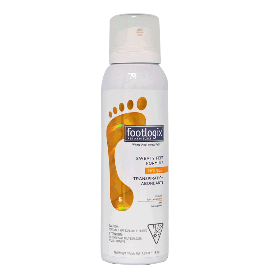 Footlogix Sweaty Feet Formula (4.2 Oz)