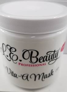 L.E. Beauty Vita-A Mask (8 Oz)