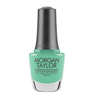 Morgan Taylor A Mint of Spring Nail Lacquer