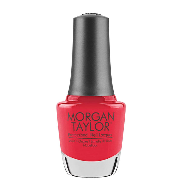 Morgan Taylor Nail Lacquer - A Petal For Your Thoughts