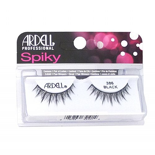 Ardell Spiky Black Lashes