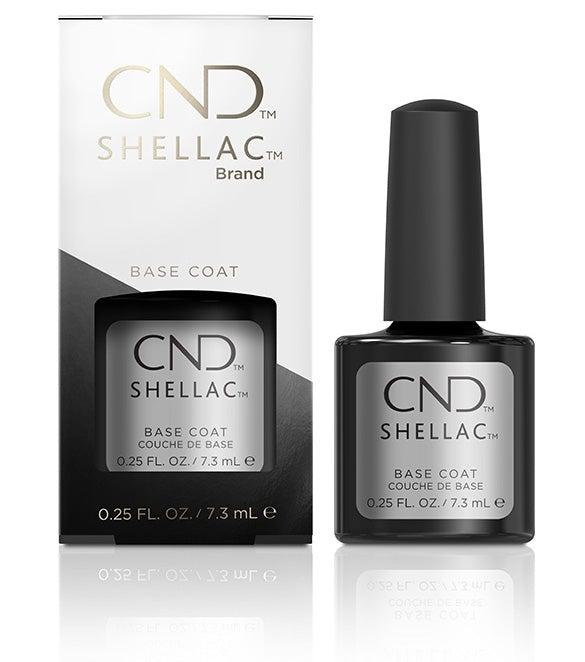CND Shellac - Base Coat .25 oz