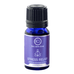Stress Relief Essential Oil (0.34 Fl Oz)