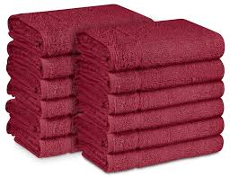 "Beauty Threadz Ultra (Mid-Range Durable 16""x27"") Towels"