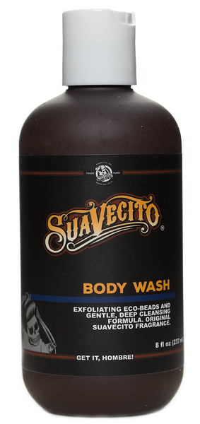 Suavecito Body Wash 8 oz