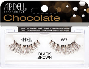 Chocolate Ardell Strip Lashes