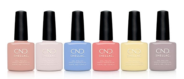 CND Shellac - Mover & Shaker