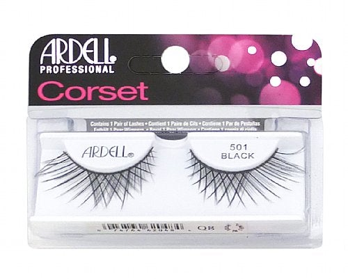 Ardell Corset Black Lashes