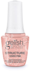 Gelish Cover Pink Brush-On Structure Gel