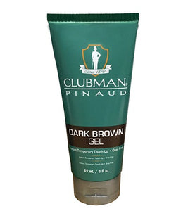 Clubman Pinaud Dark Brown Gel (3 FL Oz)