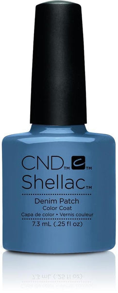 CND Shellac Gel Polish - Denim Patch