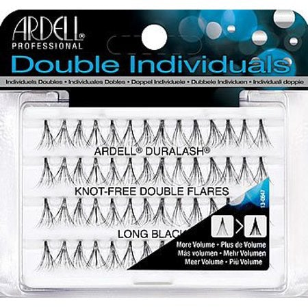Ardell Double Individual Lashes Knot Free