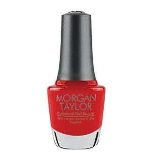 Morgan Taylor Fire Cracker Nail Lacquer