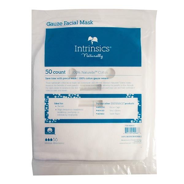 Intrinsics Gauze Facial Mask