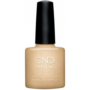 CND Shellac Gel Polish - Get That Gold