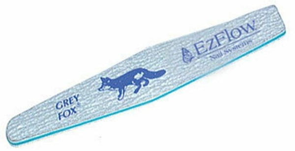 Ezflow Nail File Grey Fox 180/180