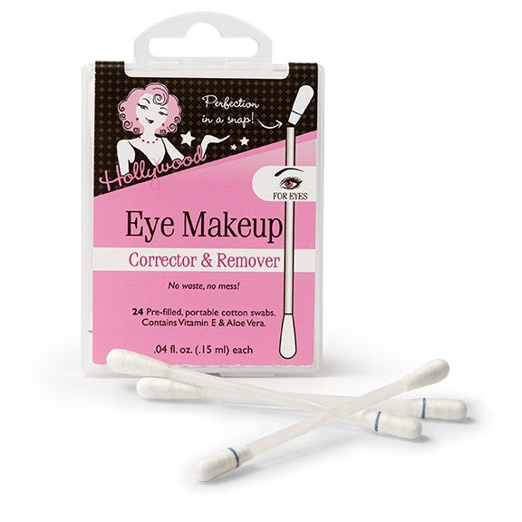Hollywood Fashion Secrets Eye Makeup Corrector & Remover