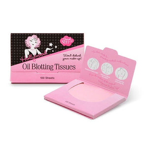 Hollywood Fashion Secrets Oil Blotting Tissues (100 Count)