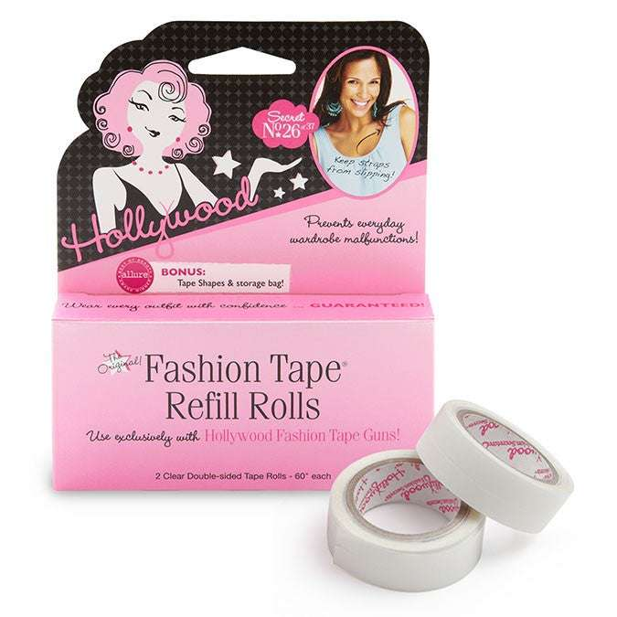 Hollywood Fashion Secrets Fashion Tape Refill Rolls