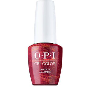 OPI Gel Color Hollywood Collection - I'm Really an Actress