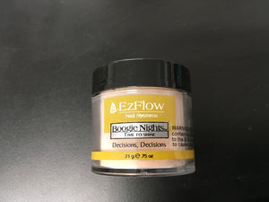 EzFlow Boogie Nights Acrylic Powder 0.75 oz Time to Shine Collection
