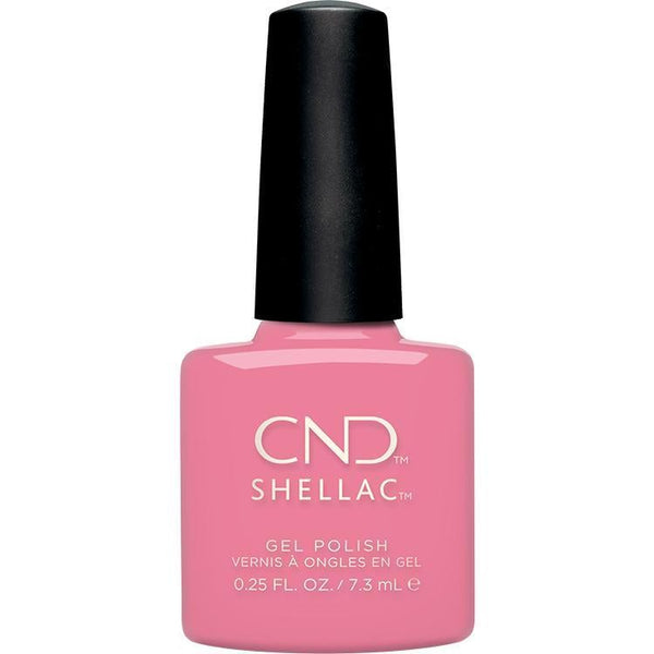 CND Shellac Polish - Kiss From A Rose
