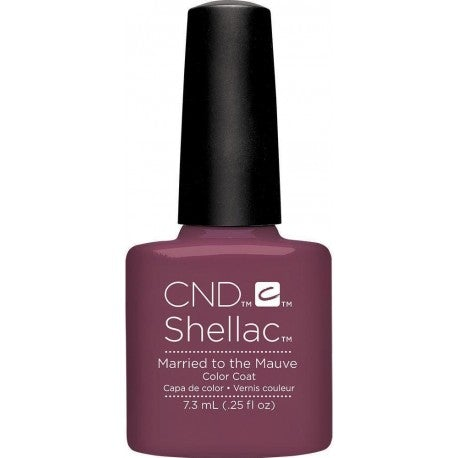 CND Shellac Gel Polish - Married To The Mauve