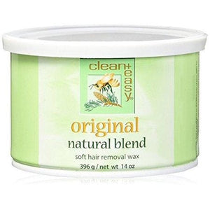 Clean + Easy Soft Wax, Original, 14 Ounce