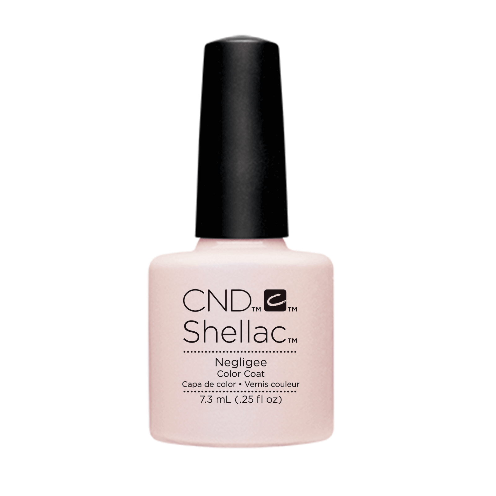 CND Shellac Gel Polish - Negligee