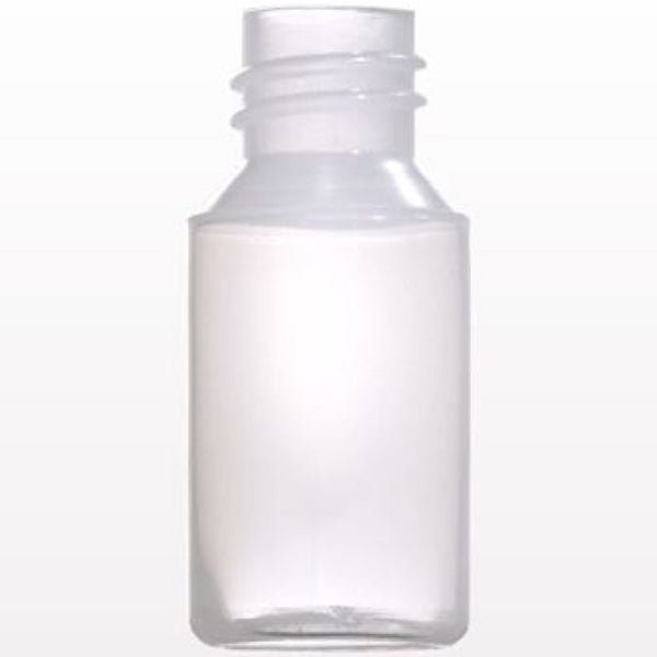 Dramming Bottle With Black Lid QTY 10