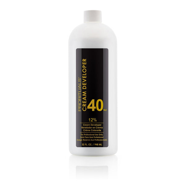 Prorituals Cream Developer (40 volume) 32 oz