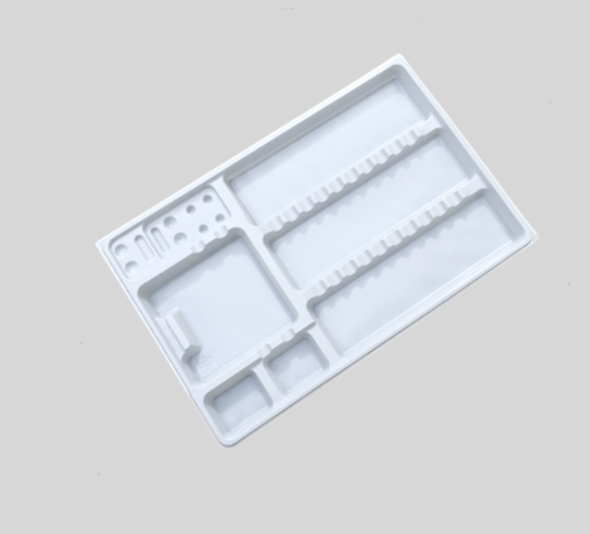 Disposable Plastic Trays (qty 50)