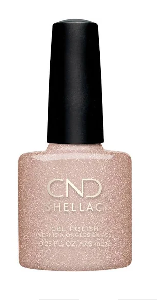 CND Shellac Polish - Bellini