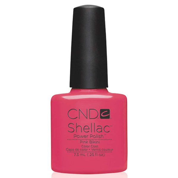 CND Shellac Gel Polish - Pink Bikini