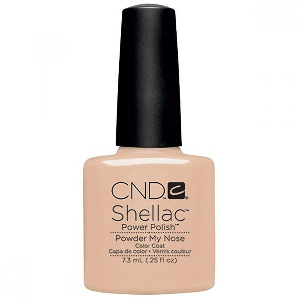 CND Shellac Gel Polish - Powder My Nose