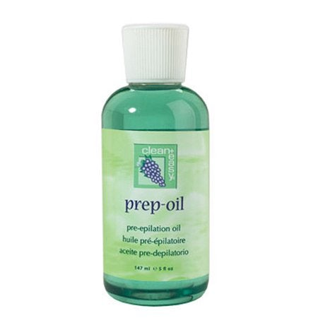 Clean + Easy Pre-epilation Oil (5oz)