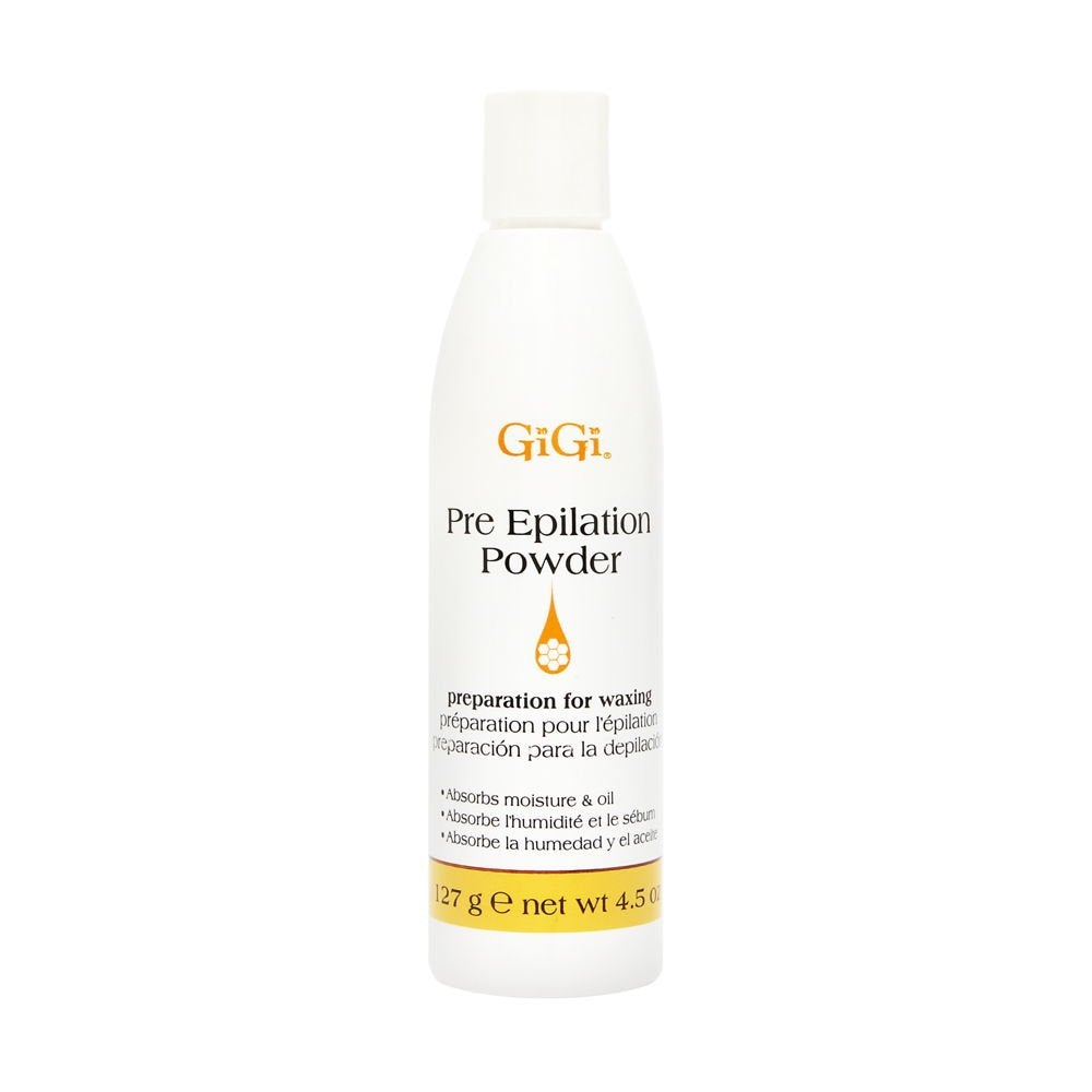 GiGi Pre Epilation Powder, 4.5 oz