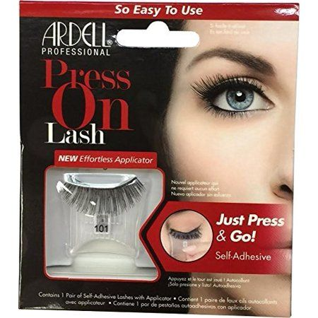 Ardell Press-On Lashes With Applicator