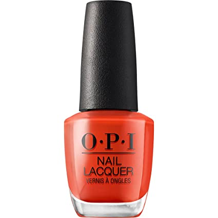 OPI Nail Lacquer - A Red-vival City