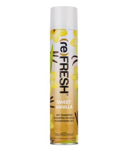 (re)Fresh Sweet Vanilla Dry Shampoo 11.55 oz