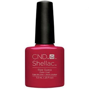 CND Shellac Gel Polish - Ripe Guava