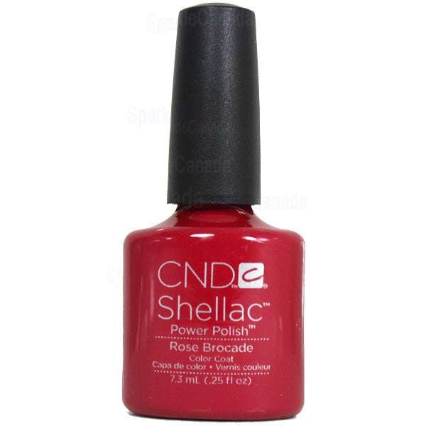 CND Shellac Gel Polish - Rose Brocade