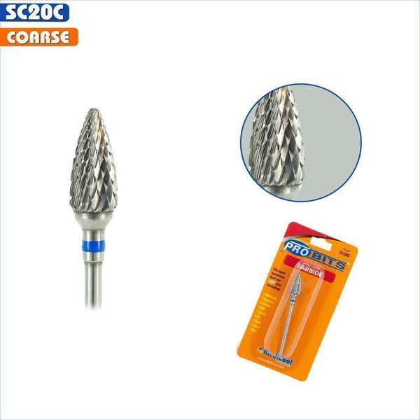 Medicool SC20C Swiss Carbide ProBits